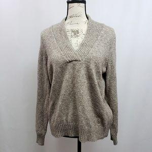 Croft & Barrow V-Neck Sweater XL